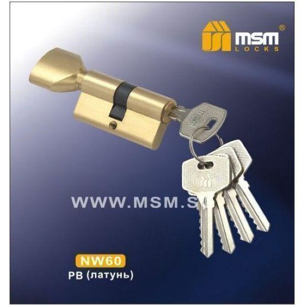 Обычный ключ-вертушка
