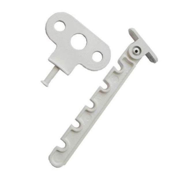 Гребенка для окон KL-002 метал.