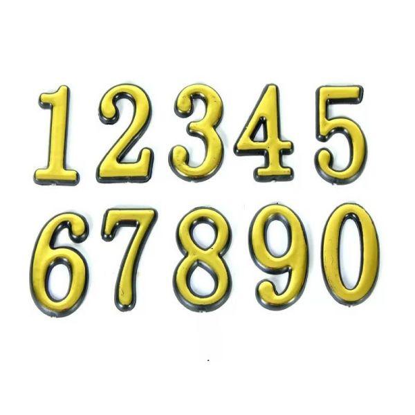 Дверные номерки KL - 91  (большие)