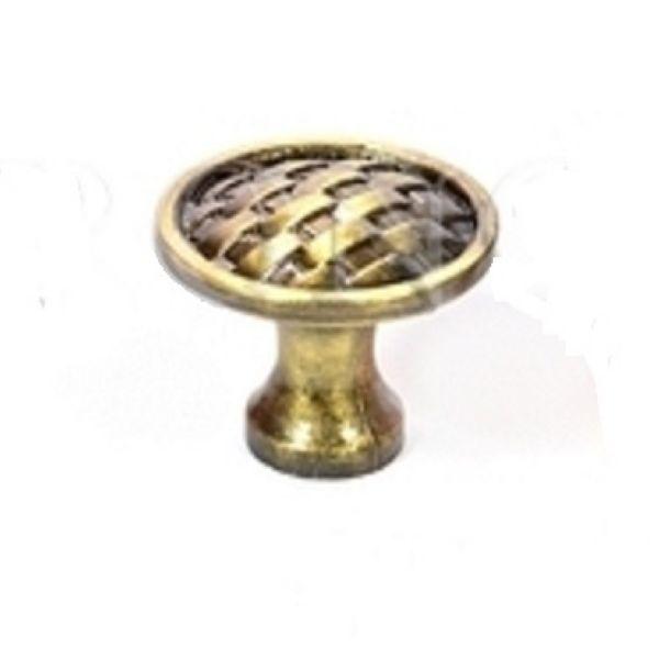 Ручка кнопка мебельная KL - 346