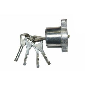 Цилиндровый механизм БЗАЛ ШО-25 хром