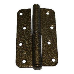 Петля дверная Стис-М ПН1-130 левая бронза антик