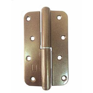 Петля дверная Стис-М ПН1-130 правая бронза металлик