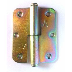 Петля дверная Стис-М ПН1-85 левая цинк