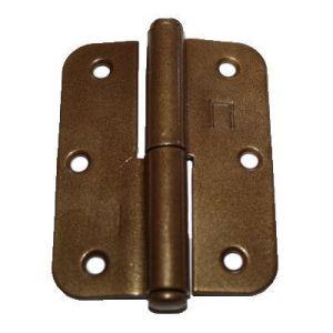 Петля дверная Стис-М ПН1-85 левая бронза металлик