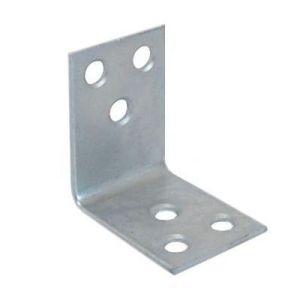 Уголок мебельный  УМ 40-02 цинк белый