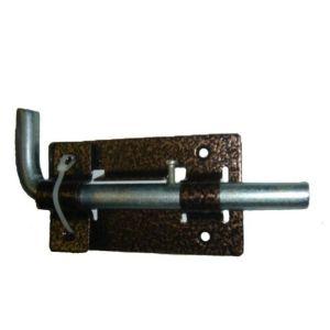 Задвижка дверная  ЗД03 медь