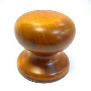 Ручка дверная деревянная Рм4 дуб матовая