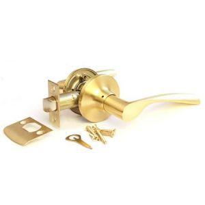 Ручка защелка пустышка IDEA 785-SB-PS мат. золото