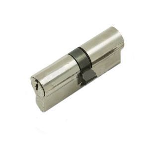 Цилиндровый механизм КАСКАД СК 6160 ключ-ключ хром