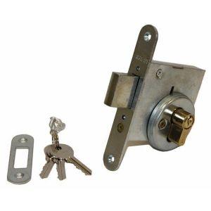Замок врезной Антал ЗВ 1-1 6 ключей