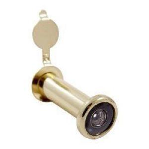 Глазок дверной АЛЛЮР ГД-3 золото