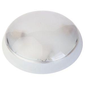 Светильник потолочный декоративный  с двойным креплением белый FAR F181