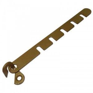 Гребенка для окон KL-311 PB (золото)