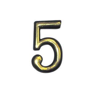 Дверной номерок KL - 91 - 5 большой