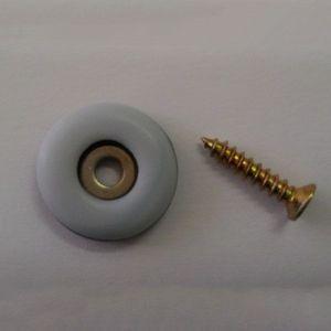 Подпятник круглый KL 777- d22 серый