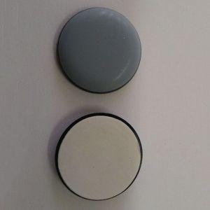 Подпятник круглый  KL 779-d30 серый