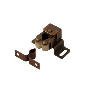 Защелка мебельная KL-230 AB (бронза)