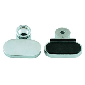 Зеркалодержатель KL-2005 CP (хром)