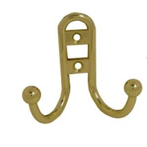 Крючок мебельный KL-51 PB (золото)