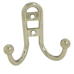 Крючок мебельный KL-51 CP (хром)