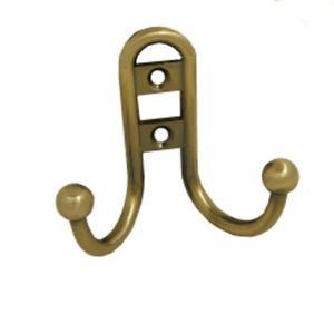 Крючок мебельный KL-51 AB (бронза)
