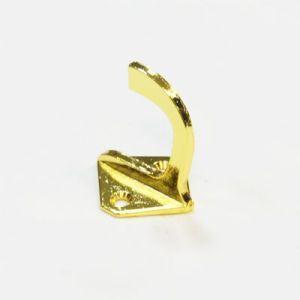 Крючок мебельный KL-58 PB (золото)