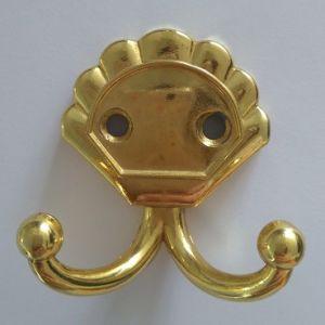 Крючок мебельный KL- 70B PB (золото)