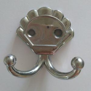 Крючок мебельный KL- 70B CP (хром)