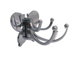 Крючок мебельный KL-205 CP (хром)