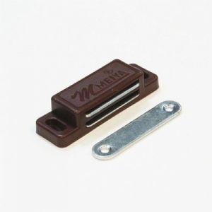 Мебельный магнит большой KL-31 коричневый