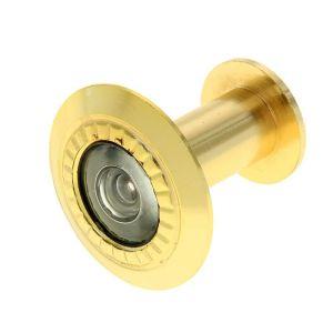 Глазок дверной KL-201 PB (золото)