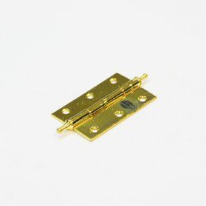 Петля универсальная  KL-1- 50M (пара) PB (золото)