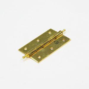 Петля универсальная KL-2- 63M (пара) PB (золото)