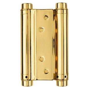 Петля метро (барная) KL-80 мм PB(золото)