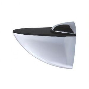 "Полкодержатель ""пеликан""  средний KL-108 CP (хром) Размер: 7 х 5,5 х 3 см."