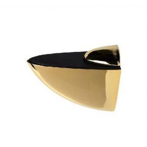 """Полкодержатель """"пеликан"""" малый  KL-109 PB (золото) Размер: 5 х 5 х 2,5 см."""