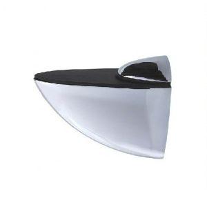 """Полкодержатель """"пеликан"""" малый KL-109 CP (хром) Размер: 5 х 5 х 2,5 см."""