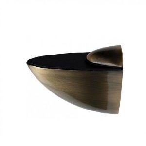 """Полкодержатель """"пеликан"""" малый KL-109 AB (бронза) Размер: 5 х 5 х 2,5 см."""