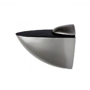 """Полкодержатель """"пеликан"""" малый KL-109 SS (мат. хром) Размер: 5 х 5 х 2,5 см."""