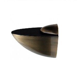 """Полкодержатель """"пеликан """" мини  KL-110 AB (бронза)  Размер: 4 х 4 х 2,5 см."""
