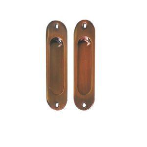 Ручка ABV для раздвижных дверей - купе AC (медь)