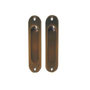 Ручка ABV для раздвижных дверей - купе AB (бронза)