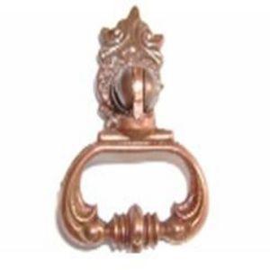 Ручка кнопка мебельная KL-2743 AC (медь)