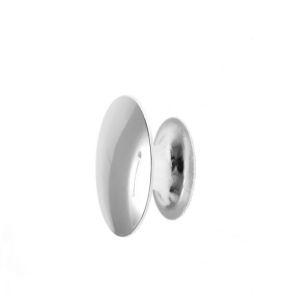Ручка кнопка мебельная KL-283 CP (хром)