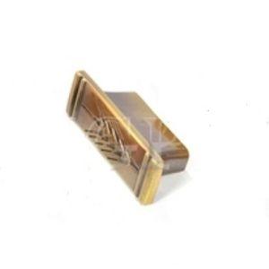 Ручка кнопка мебельная KL-362 AB (бронза)
