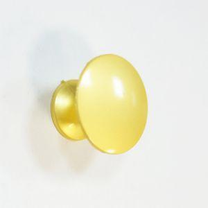 Ручка кнопка мебельная KL-49 SB (мат. золото)