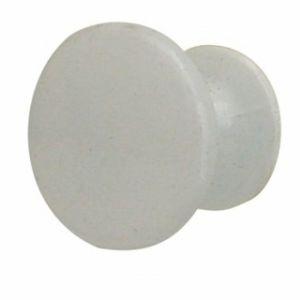 Ручка кнопка мебельная KL-49-B WW (белый)