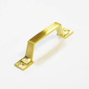 Ручка скоба KL-16 N0-1 малая PB (золото)
