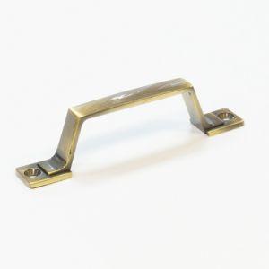 Ручка скоба KL-16 N0-1 малая AB (бронза)